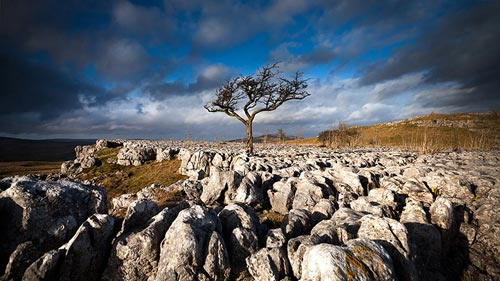 Conistone, Yorkshire