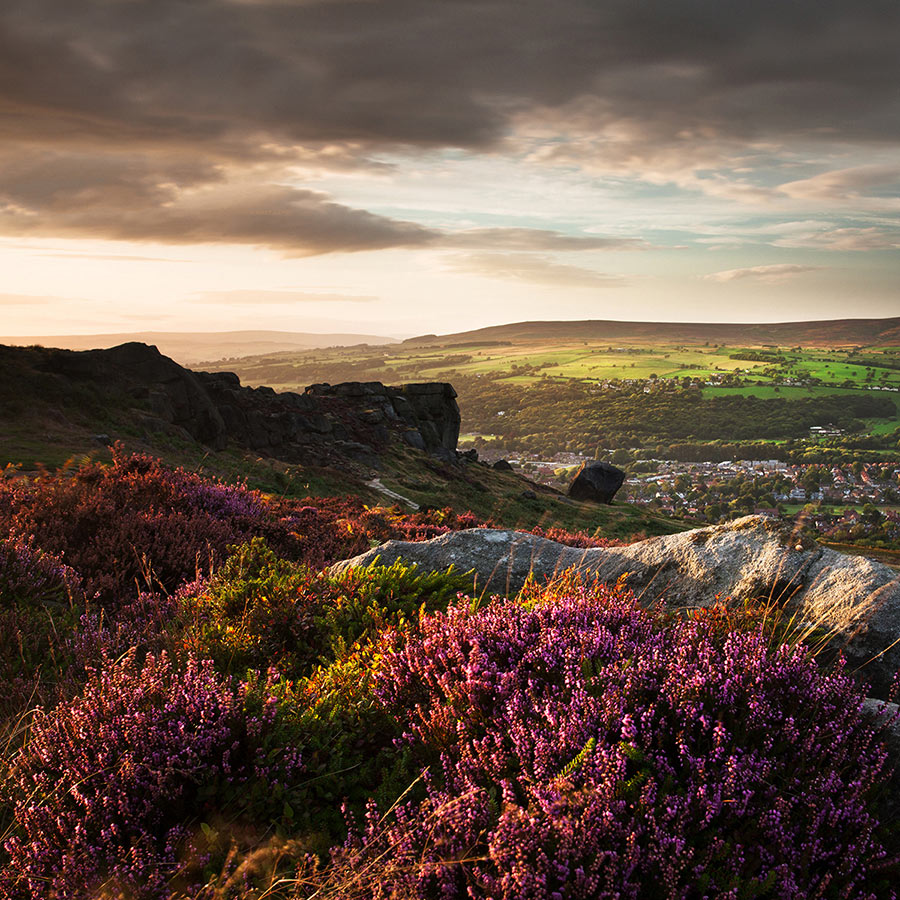 Garden Landscaping In Halifax Huddersfield West: Landscape Photography From
