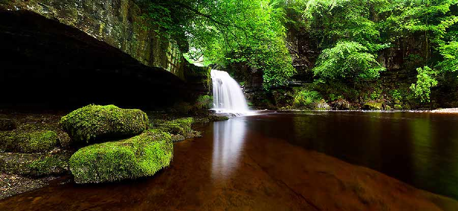 West Burton Falls, Yorkshire